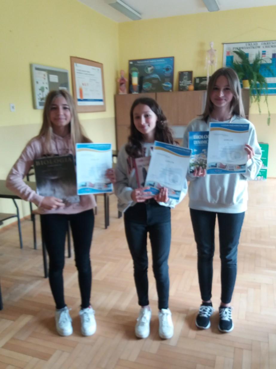 Powiatowy Konkurs Ekologiczny w Chrzanowie