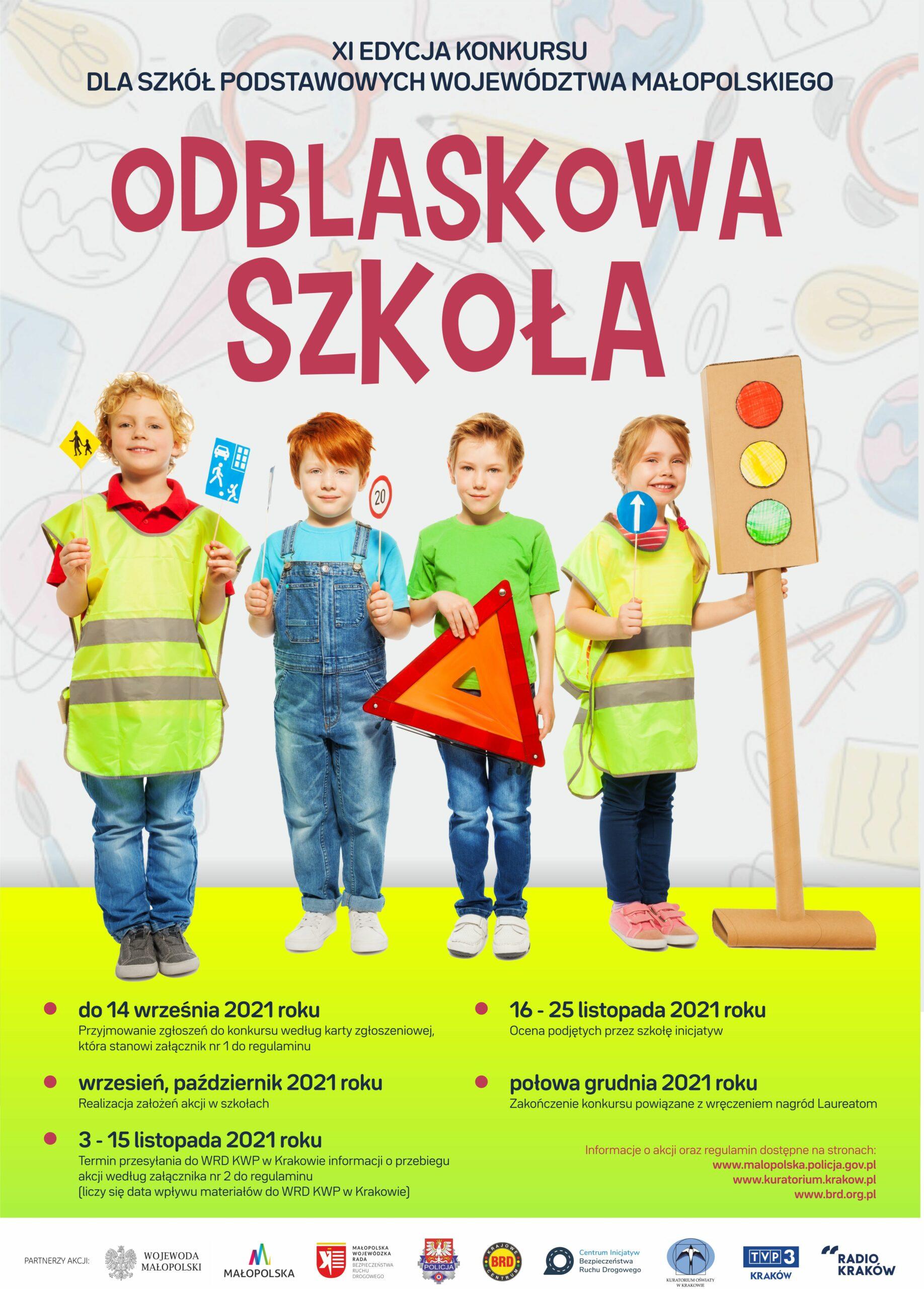 """""""Odblaskowa Szkoła"""""""